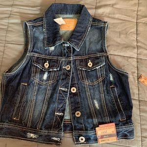 shirt and vest set